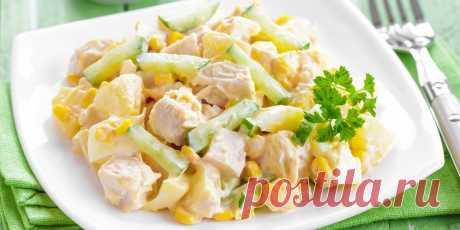 Белковый диетический салат: для похудения и уменьшения жирка на талии и бедрах | Худею в 55 | Яндекс Дзен