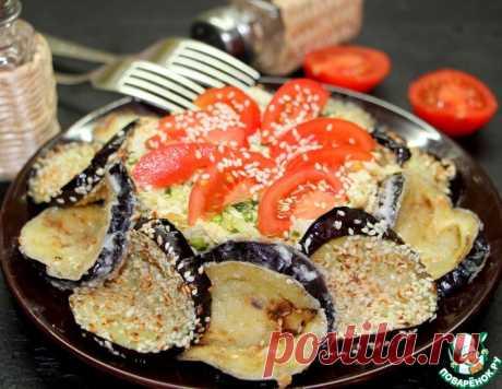 Салат с баклажаном и пекинской капустой – кулинарный рецепт