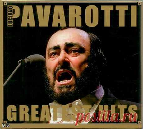 LUCIANO PAVAROTTI - GREATEST HITS (2008).