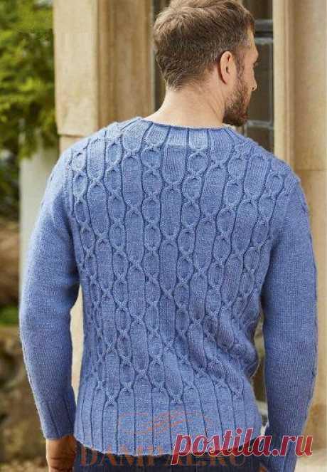 Мужской свитер «Winchester»