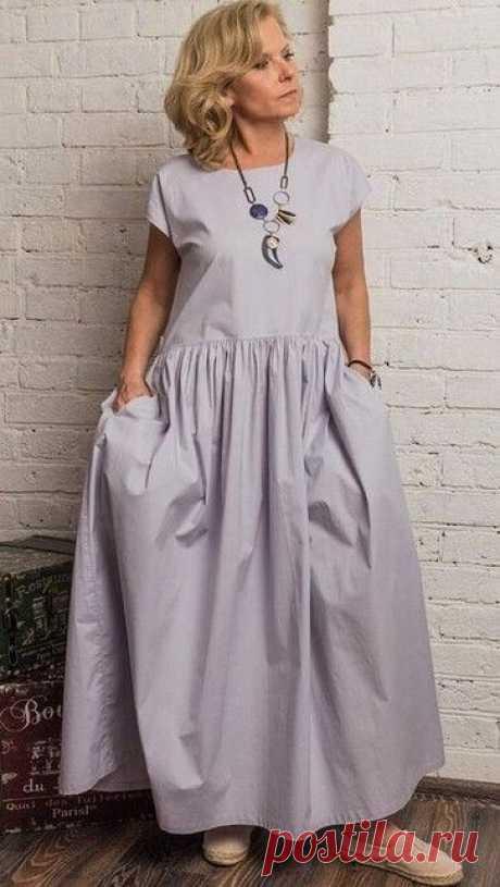 Выкройки одежды для женщин в стиле бохо. - Своими руками! - медиаплатформа МирТесен