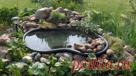 Садовый декор - необходимые акценты в композиционном решении ландшафтного дизайна