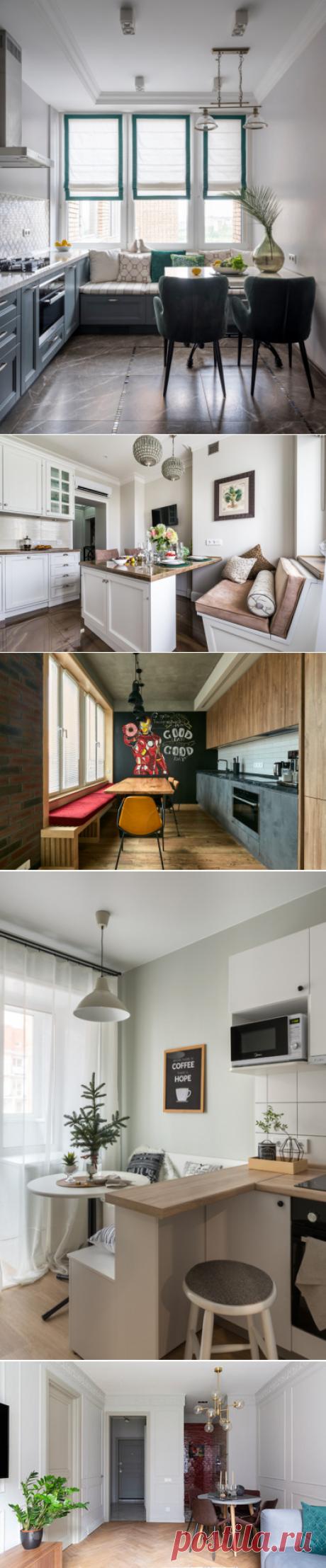 Просто фото: Кухонные уголки | Houzz Россия