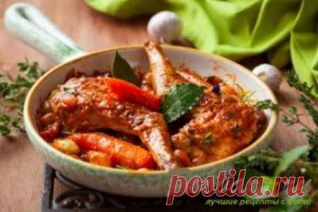 Кролик с овощами рецепт пошагово с фото как приготовить готовим дома на скорую руку