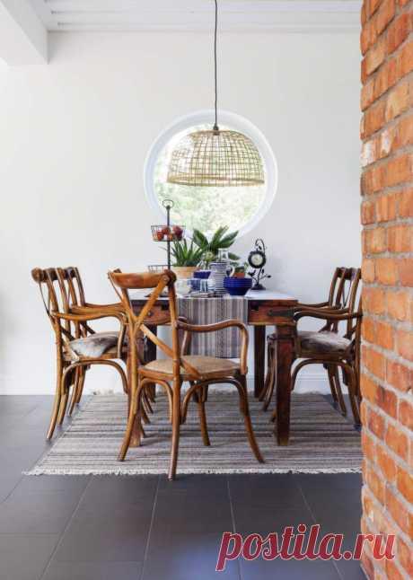 *Дизайн и декор* - Детали: дом в Швеции
