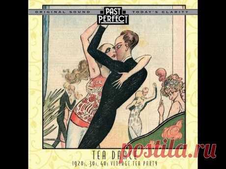 Tea Dance: 1920s, 30s, 40s Vintage Tea Party (Past Perfect) #teadance #1930smusic #dancebands