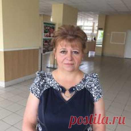 Елена Спицына