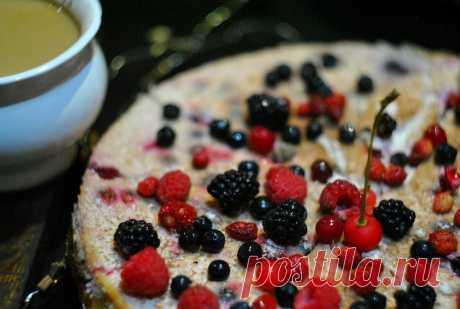 Пирог, который всегда приходит на выручку-готовим, пока заваривается чай — Вкусно!