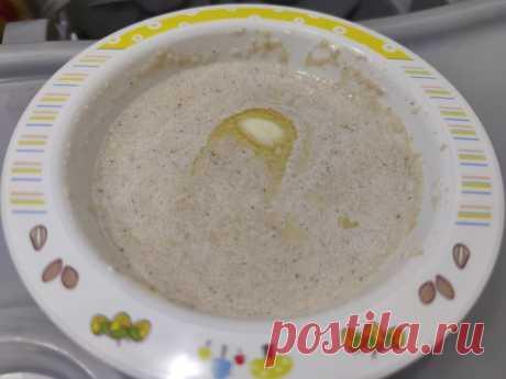 Необычный метод приготовления манной каши. Если б не знал, то думал бы, что ем орехи   Батя в шоке   Яндекс Дзен