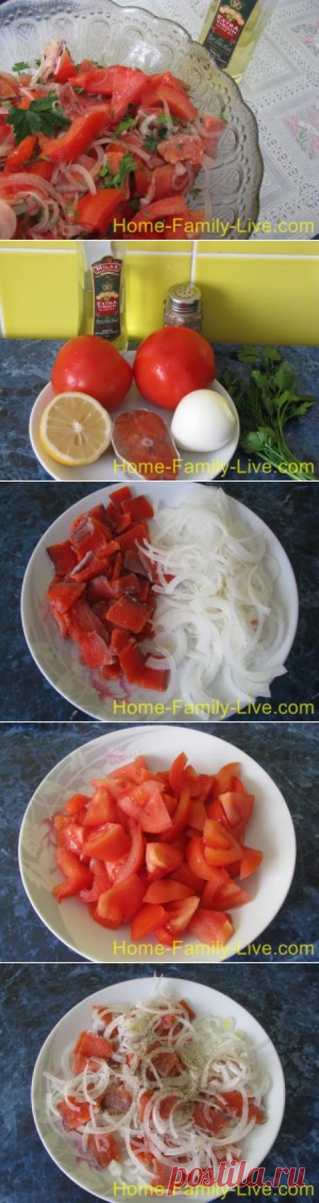 La ensalada Del Amur - poshagovyy la fotoreceta - magro salatkulinarnye las recetas