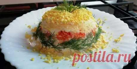 Изысканные рецепты салата Мимоза скрасной рыбой Пошаговые рецепты приготовления салатов Мимоза с красной рыбой. А так же несколько секретов приготовления вкусного салата