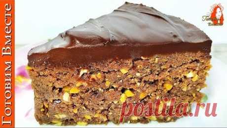 Обалденный Торт БЕЗ ВЫПЕЧКИ за 15 минут!