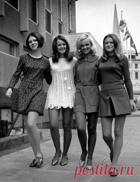 12 фото о том, какой была советская мода