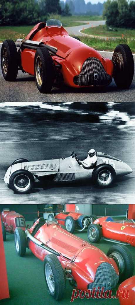 Alfa Romeo 158 / 159 Alfetta
