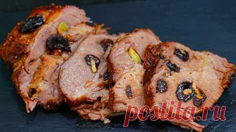 Пряная свинина на Новый год: ну очень вкусно и сочно!