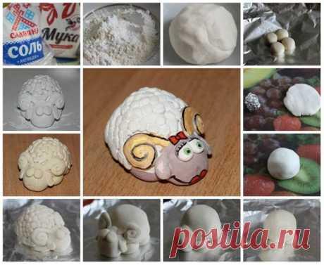 Мастер класс по лепке из соленого теста: изготовление картины с пошаговыми фото