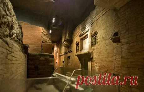 Самые большие города мертвых и их невероятные подземные секреты