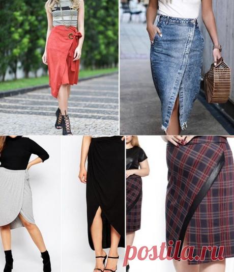 Модные фасоны юбок этого лета / Все для женщины