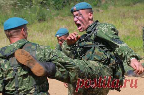 Андрей Сердюков: «Те, кто сейчас служит в ВДВ, в фонтанах не купаются» | Армия | Общество | Аргументы и Факты