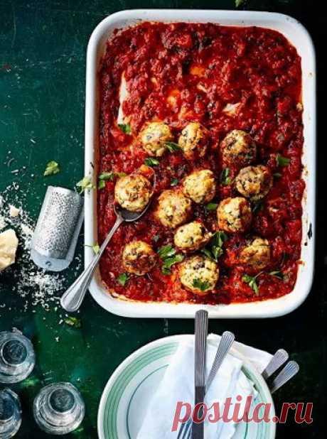 Фрикадельки в томатном соусе  Фрикадельки в томатном соусе  вкусны, легки в приготовлении, нравятся всем!