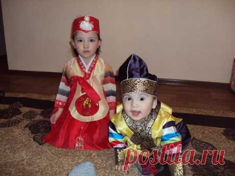 Наталья и Костя Ким