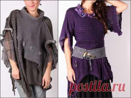 Aproximat - Tatiana Palnitska - Бохо стиль - хиппи, фолк, этно, гранж, сафари, бохо... - Галерея - Knitting Forum.Ru