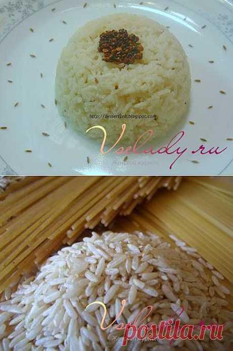 Рисовая диета при остеохондрозе.