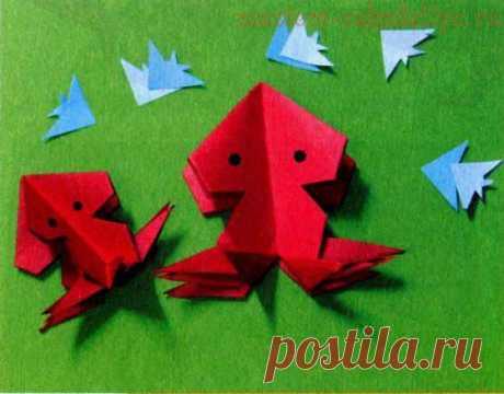 Master class in origami: Octopus