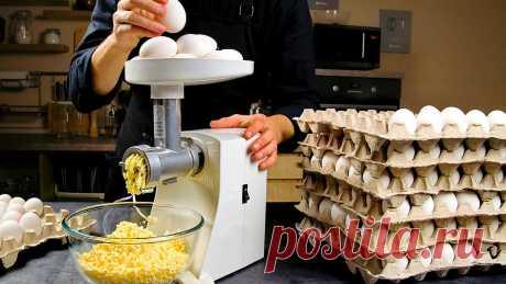 Обалдеть! ГОРА яиц и мясорубка! Фермерский рецепт устроил переполох во всём мире! ВИДЕО🎬 | WEBSPOON.ru — рецепты кулинарии | Яндекс Дзен