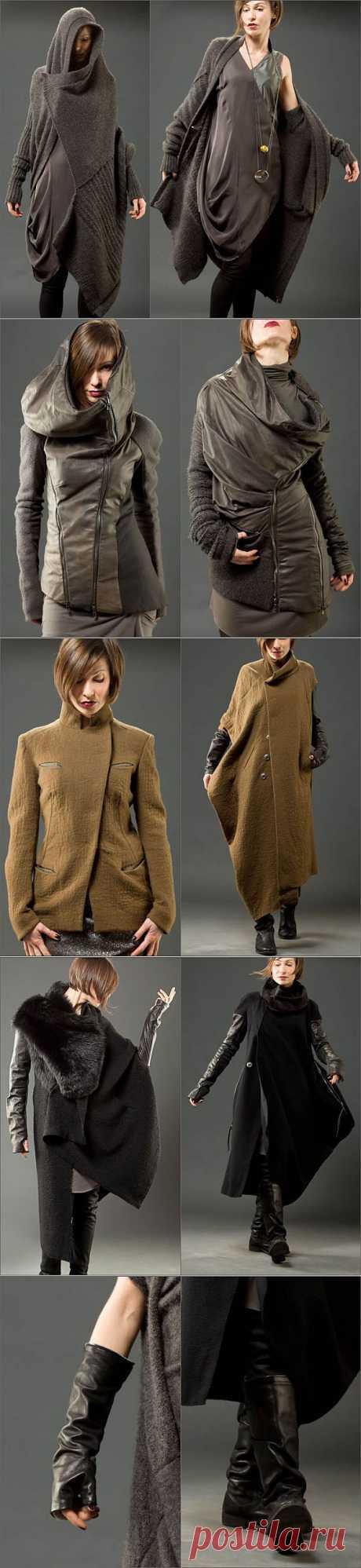 Необычный крой от Alessandra Marchi / Дизайнеры / Модный сайт о стильной переделке одежды и интерьера