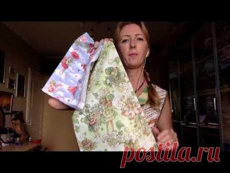 Лоскутный эфир 75. Как сшить Лоскутное одеяло с феечками? Часть 5. Секреты правильной  нарезки. - YouTube