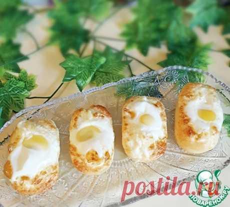 """Корейский яичный хлеб """"Геран-панг"""" – кулинарный рецепт"""