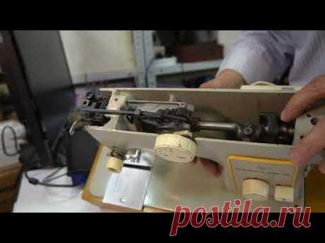 Почему снизу плохая строчка на ткани у швейной машины Чайка, Подольск? Теория и практика.