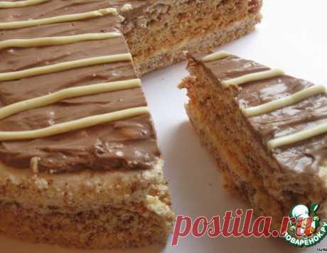 "Торт ""Рахат"" – кулинарный рецепт"