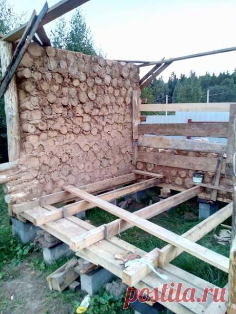 (26) The novel Balashov - Started the following wall