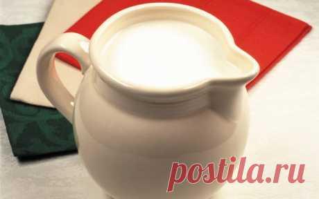 Как получить Масло сливочное деревенское из магазинных молочных продуктов - Сабрина
