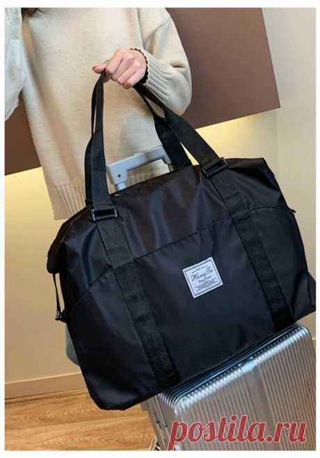 Дорожная сумка своими руками: 4 модели, которые можно сшить самим | Швейный омут | Яндекс Дзен
