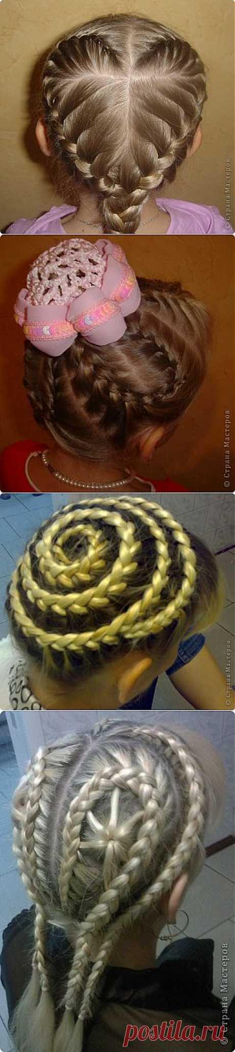 Плетение кос   Страна Мастеров