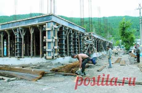город-слюдянка.рф - Слюдянка строит новые дома