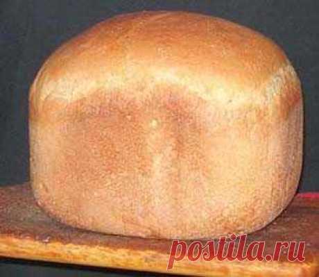 Очень мягкий белый хлеб (хлебопечка) - ХЛЕБОПЕЧКА.РУ - рецепты, отзывы, инструкции, обзоры