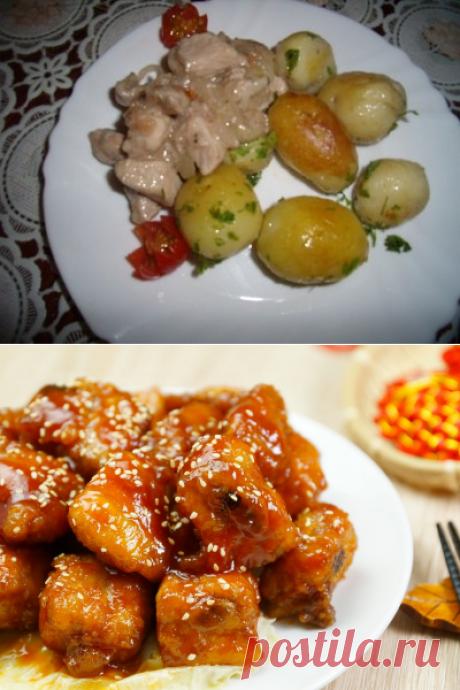 Дзяо очень простое блюдо Корейской кухни