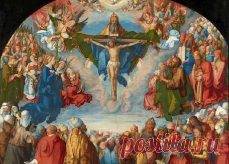 Троица-2021: что запрещено делать католикам и лютеранам 30 мая, а что сделать обязательно?   Светлана Красотка, 30 мая 2021