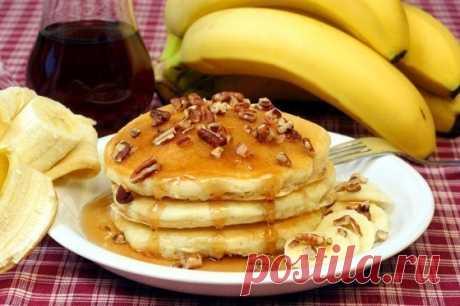 Los buñuelos de plátano