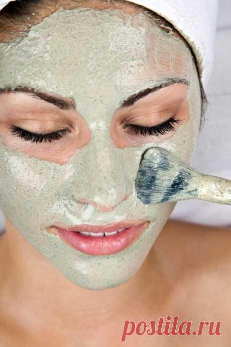 Шесть увлажняющих масок для лица против зимней сухости   Golbis