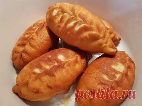 СУПЕР! Пирожки с начинкой из «ЛЁГКОГО» и ТОНКОСТИ, с Любовью, от Нателлы Борисовны.
