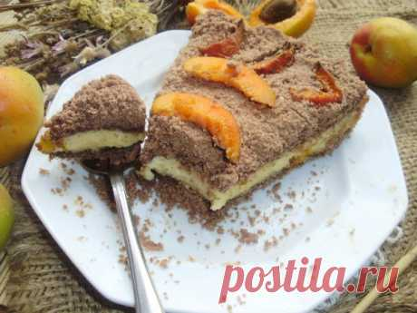 Неожиданный торт с творожной начинкой рецепт с фото