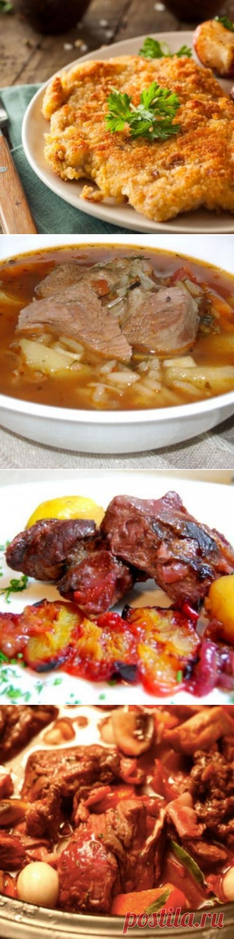 15 аппетитных мясных рецептов - МирТесен
