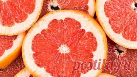 Грейпфрут полезен для здоровья сосудов - новости на Здоровье Mail.Ru