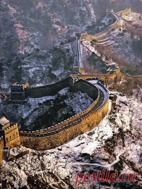 angelillo The Great Wall of China.
