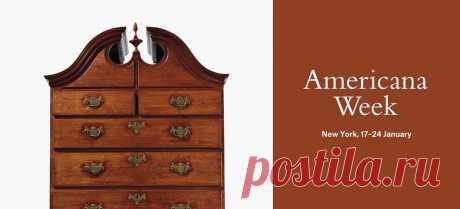 Christie's Auctions & Private Sales / Изобразительное искусство, антиквариат, ювелирные изделия и многое другое